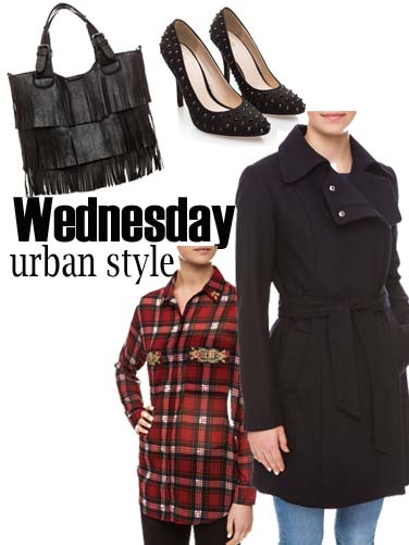 wednesday urban style